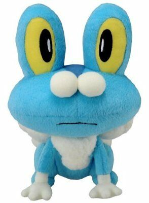 Pokemon Froakie Plush Doll Figure Keromatsu Stuffed Toy 6.5 Inch Xmas Gift USA