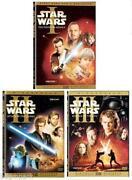 Star Wars 1-6 DVD