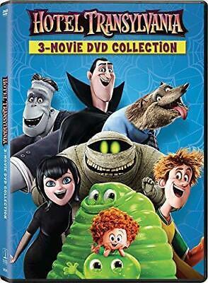 Hotel Transylvania 1/2/3 (2-Disc 3 Movie Collection) DVD NEW