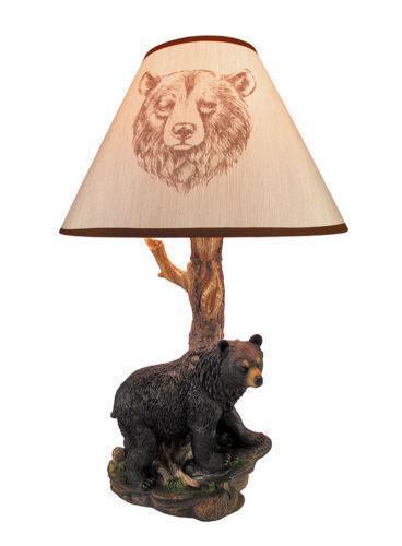 Bear Lamp Ebay