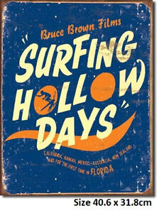 Surfing-Hollow-Ways-Tin-Sign-1288-Postage-Disccounts-2-12-signs-15-flat-rate