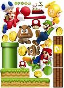 Super Mario Room Decor