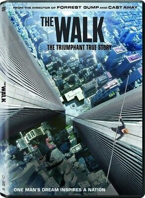 The Walk [New DVD] Ac-3/Dolby Digital, Dolby, Dubbed, Subtitled, Widescreen