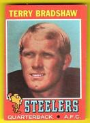 Terry Bradshaw Rookie