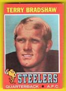 Terry Bradshaw Rookie