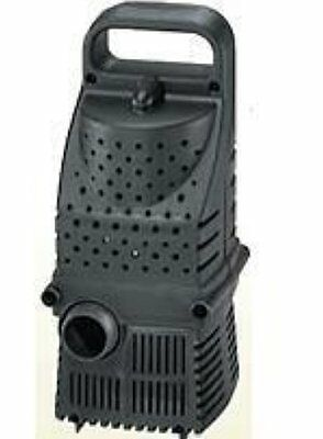 - SUPREME PONDMASTER PRO LINE HY DRIVE 3200 GPH WATERFALL PUMP POND PUMP 02680
