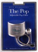 Blue Pop Filter