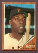 1962 Willie McCovey