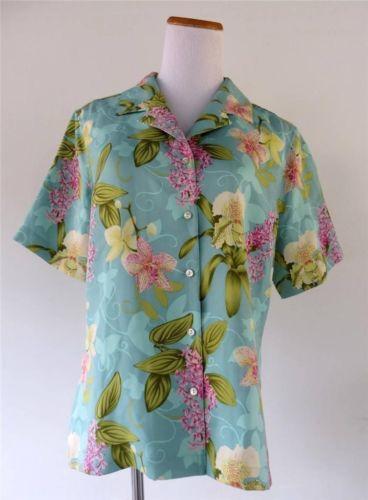 Women S Hawaiian Blouses