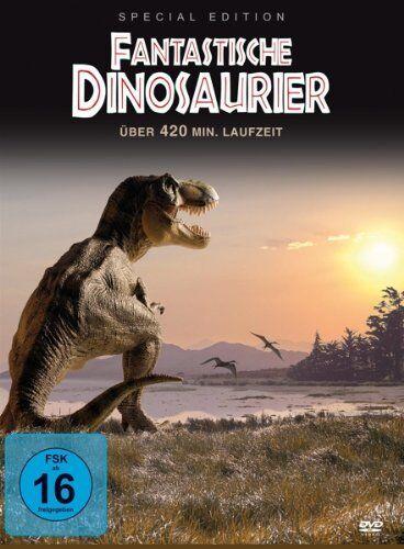 Fantastische Dinosaurier (7 Filme 420 Minuten) (Modularbook) [FSK16] NEU+OVP