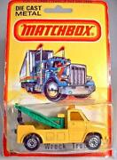 Matchbox Wreck Truck