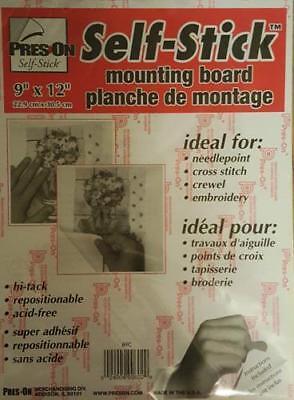 Self Adhesive Mounting Board 23 x 30.5cm