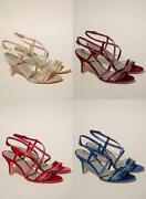 Belle Bridal Shoes