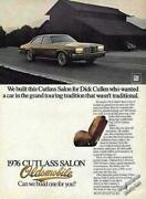 Oldsmobile Cutlass Salon