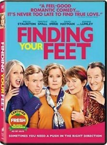Finding Your Feet DVD  - $1.99