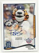 Autographed Detroit Tigers Cards