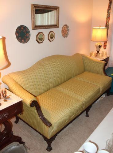 Antique Camel Back Sofa Ebay