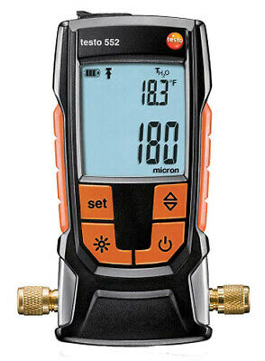 Testo 552 Digital Vacuum Gauge 0560 5520