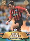 Topps Blackburn Rovers Soccer Trading Cards