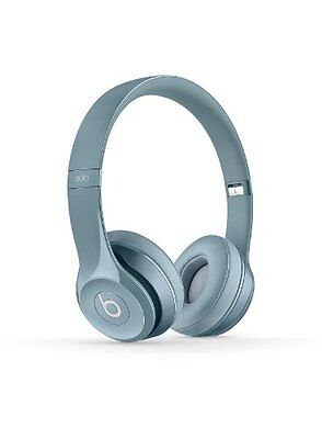 Beats by Dre Solo2 Wired On Ear Headphones with Built in Mic Gray