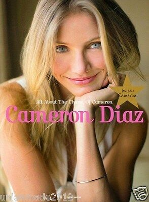 CAMERON DIAZ Photo Book All about C.D. Charm Fashion Style Snap Collection F/S