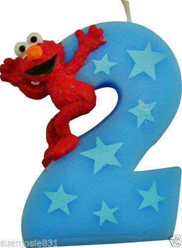 Elmo 2nd Birthday Ebay
