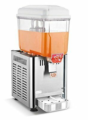 Kws Commercial Cold And Hot Beverage Dispenser 1 Tank