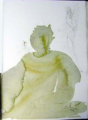 Salvador Dali - Biblia Sacra #78: Vol. 4 Plate 17 - Lithograph - Rare Proof