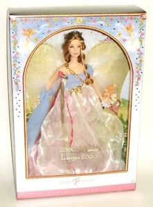 Sears Exclusive 2006 Angel Barbie. NEW IN BOX Prince George British Columbia image 2