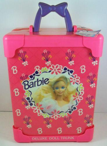 Barbie Storage Case eBay