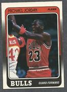 1988 Fleer Michael Jordan