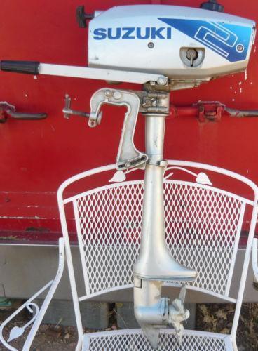 Used Suzuki Outboard Motors Ebay