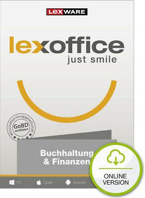 Lexoffice Buchhaltung+Finanzen, Jahresliz., Buchhaltung Cloud