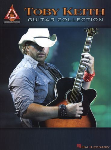 Toby Keith Guitar Collection Play Shes a Hottie Country Tab Vocals Music Book