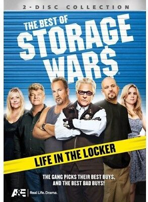 The Best of Storage Wars: Life in the Locker [New DVD] 2 Pack, Dolby,