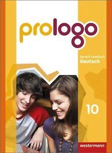 Prologo 10 Sprach- und Lesebuch 9783141201505 978-3-14-120150-5 - Deutschland - Prologo 10 Sprach- und Lesebuch 9783141201505 978-3-14-120150-5 - Deutschland