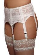 6 Strap Suspender Belt