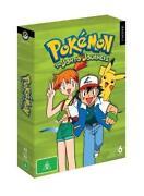Pokemon Johto DVD