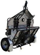 Fold Up Motorcycle Trailer
