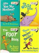Dr Seuss Books Lot New