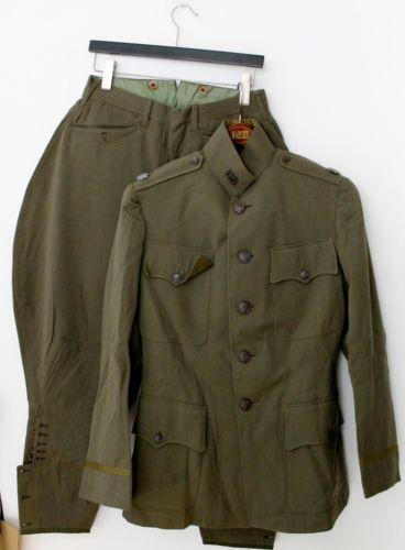 Ww1 Jacket Ebay