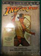 Indiana Jones DVD Box Set