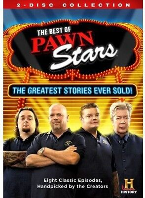 The Best of Pawn Stars: The Greatest Stories Ever Sold! [New DVD] Dolby,