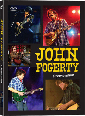 John Fogerty / Premonition DVD *NEW