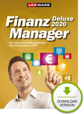 FinanzManager 2020 Deluxe, Download, Windows