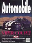 Rock! Automobile Magazine Back Issues