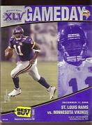 Minnesota Vikings Yearbook