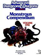 Ad&d Monstrous Manual