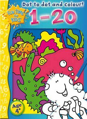 20 (Spaß Zeit für Kinder) Von, Taschenbuch Used Buch, Gut (Dot To Dot Für Kinder)