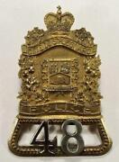 Canada Police Badge